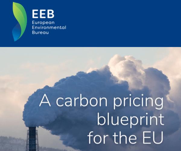 EEB: A Carbon Pricing Blueprint for the EU