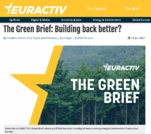 The Green Brief: Lawmakers call for swift phase-out of fossil fuel subsidies